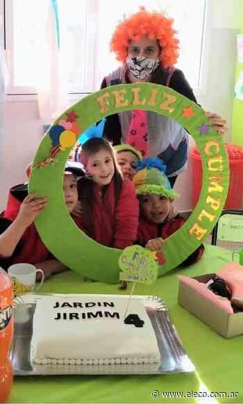 El Jardín de La Pastora cumplió 25 años y lo celebraron enterrando una cápsula del tiempo - El Eco de Tandil