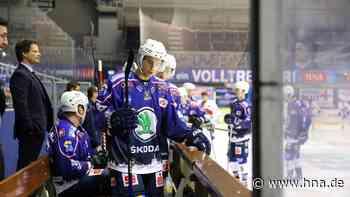 Eric Valentin geht in seine vierte Saison bei den Kassel Huskies - HNA.de