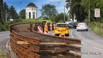 Staus in Kassel: An diesen Baustellen brauchen Autofahrer gute Nerven - hna.de
