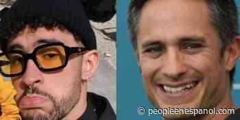 ¡Bad Bunny y Gael García Bernal juntos! - People en Español