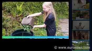Football For Friendship raises environmental awareness whilst breaking records - Euronews