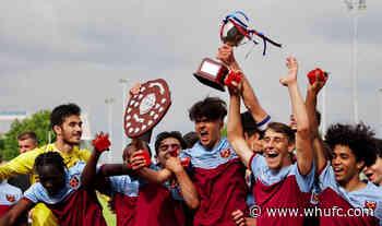 West Ham United Foundation's Football Programme 16-19 squads secure title treble! - West Ham United F.C.