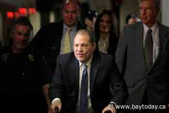 Weinstein pleads not guilty to sexual assaults in California