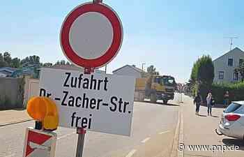 Landauer Straße erhält 2022 eine neue Asphaltdecke - Plattling - Passauer Neue Presse