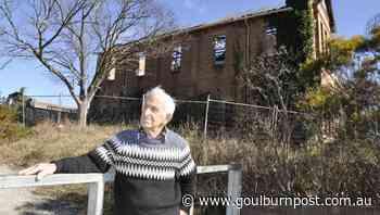 Goulburn's Alan Gilroy applauds Saint John's orphanage demolition call - Goulburn Post