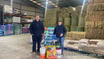 Goulburn Hay Supplies have all the feed that you need - Goulburn Post