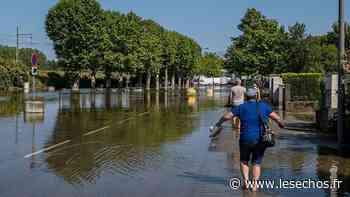 Inondations : la Bresse et le Chalonnais toujours les pieds dans l'eau, la décrue s'amorce - Les Échos