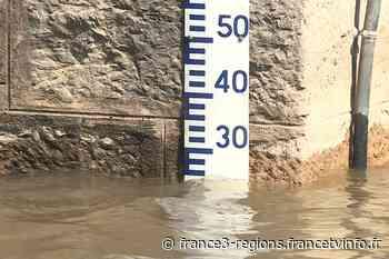 Saône-et-Loire : la décrue est amorcée dans la Bresse, la Saône demeure sous surveillance - France 3 Régions