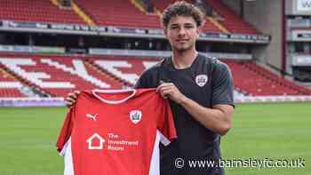 TOMAS KALINAUSKAS JOINS THE REDS - News - Barnsley Football Club - barnsleyfc.co.uk