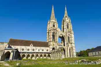 Escape Game à l'abbaye Saint-Jean-des-Vignes Soissons jeudi 19 août 2021 - Unidivers