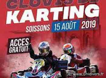 Trophée Clovis Soissons dimanche 15 août 2021 - Unidivers
