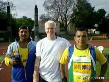 Da Costa participa de provas de atletismo master no Rio de Janeiro ainda em julho - globoesporte.com