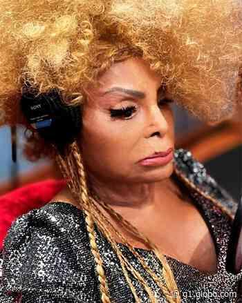 Elza Soares grava álbum no Rio de Janeiro com produção musical de Rafael Ramos - G1
