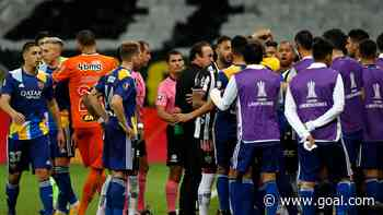 Boca condemn 'inexplicable' VAR calls as team returns home after Libertadores brawl