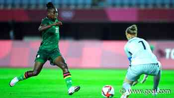Olympics football: Banda sets four records in Zambia rout vs Netherlands