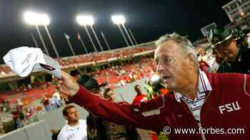 College Football Legend Bobby Bowden Says He Has Terminal Medical Condition - Forbes