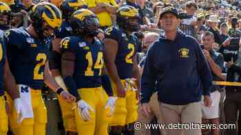UM football story lines: The heat is on Jim Harbaugh in season seven - The Detroit News