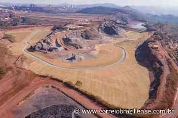 Barragem de 'montante', como de Brumadinho e Mariana, é desfeita em MG - Correio Braziliense