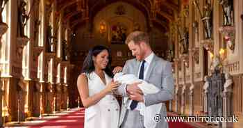 Harry putting Queen in difficult spot over Lilibet's christening, author claims