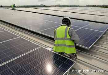 Jobs In Renewable Energy Fared Better Than Other Sectors In 2020 - CleanTechnica
