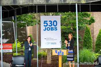 UB BIG reports helping create 530 tech jobs - UB Now: News and views for UB faculty and staff - University at Buffalo Reporter