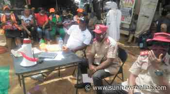 Sallah celebration: FRSC deploys 850 officers in Kogi - Daily Sun