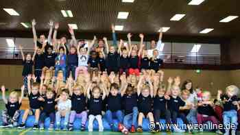 Vereine in der Gemeinde Apen: TV Apen benötigt Unterstützung bei Kinderangeboten - Nordwest-Zeitung