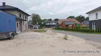 Bauen in der Gemeinde Apen: Neues Baugebiet nahe der Norderbäke in Apen - Nordwest-Zeitung