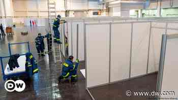 German flood rescue could spread coronavirus, officials say | DW | 21.07.2021 - DW (English)