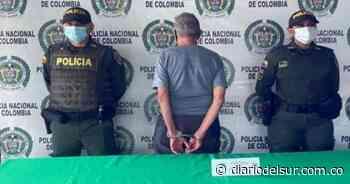 Capturado en Montenegro es solicitado por delitos sexuales contra menor de edad - Diario del Sur