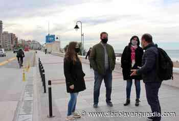 Integrantes del Pro Balcarce se reunieron con Guillermo Montenegro y Alejandro Rabinovich - Diario La Vanguardia