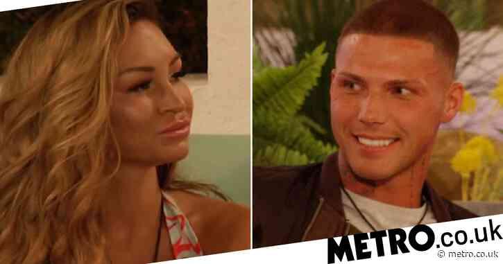 Love Island 2021: Danny Bibby and AJ Bunker dumped from villa