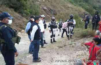 Otorgan puntual atención a la población de Tierra Blanca - Quadratín Oaxaca