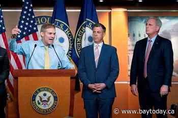 Pelosi bars Trump allies from Jan. 6 probe; GOP vows boycott