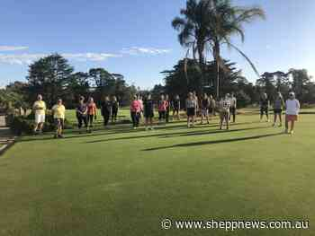 Shepparton Golf Club members' recruiting drive recognised by Golf Australia - Shepparton News