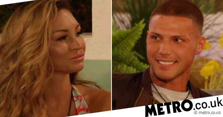 Love Island 2021: Danny Bibby and AJ Bunker dumped from villa by fellow contestants