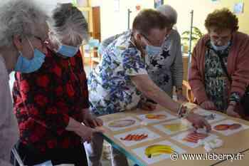 Un atelier diététique à la résidence Raynal à Bourges pour que les seniors gardent une alimentation équilibrée - Le Berry Républicain