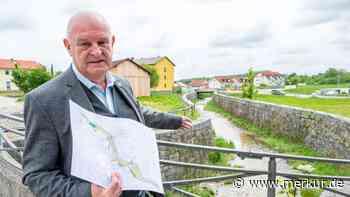 Bayern: Simbach kämpft noch immer mit Hochwasser-Folgen - Merkur.de