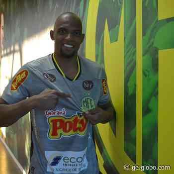Mirassol contrata o goleiro Marcos, formado na base do Leão e que estava sem clube - globoesporte.com