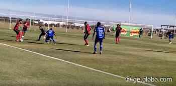 Grêmio Prudente é goleado pelo Mirassol no primeiro jogo-treino em preparação para a Segundona - globoesporte.com
