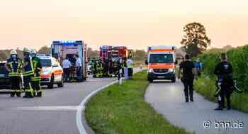"""Zwei schwere Motorradunfälle am """"Motodrom"""" bei Achern - ein schwer Verletzter - BNN - Badische Neueste Nachrichten"""