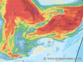 Wildfire smoke has spread dramatically across the US