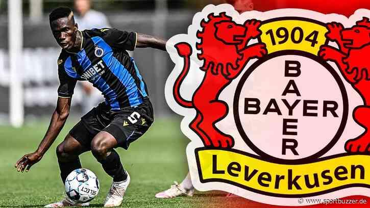 Bericht: Bayer Leverkusen vor Transfer von Odilon Kossounou vom FC Brügge – Hohe Ablöse? - Sportbuzzer