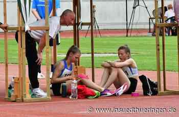 Leichtathletik - Von der Außenseiterin zur Meisterin - inSüdthüringen