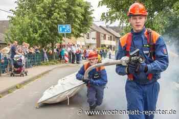 Nachwuchs für die Feuerwehr: Jugendarbeit - Annweiler - Wochenblatt-Reporter