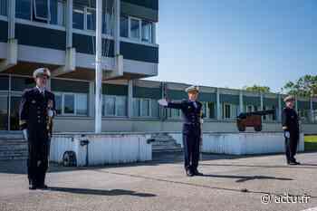 Cherbourg : un nouveau commandant pour l'École des applications militaires de l'énergie atomique - actu.fr