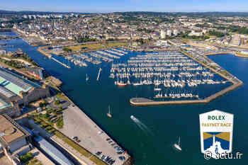 Cherbourg : l'organisation de la Rolex Fastnet Race s'adapte avec la mise en place du pass sanitaire - actu.fr