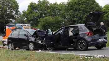 Gefahren-Schwerpunkt L112: Darum gibt es immer wieder Unfälle zwischen Barmstedt und Hörnerkirchen | shz.de - shz.de