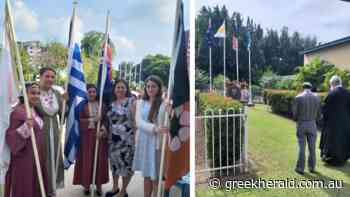 Darwin's Cypriot community gathers to mark the anniversary of the Turkish invasion of Cyprus - Greek Herald