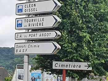 Saint-Aubin-lès-Elbeuf : l'ammonitrate au port Angot « ne relève pas de la compétence de l'inspection des installations classées » - actu.fr